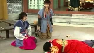 TVXQ The King's Men Parody 東方神起 王的男人 反轉劇場