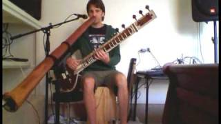 Sitar Version of the Beatles Song: Within You Without You  - www.prosad.net