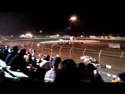 Tim Cecil Santa Maria Speedway Main Event 9.6.15