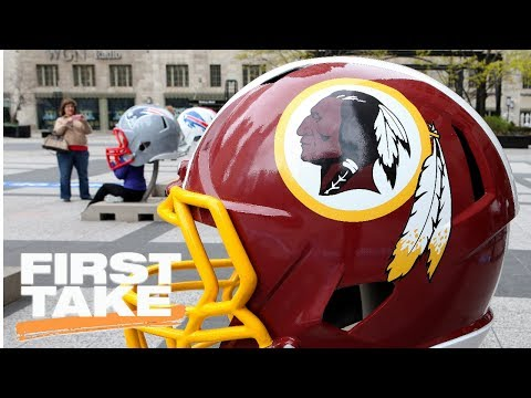 Supreme Court Ruling Helps Redskins Keep Team Name | First Take | June 20, 2017