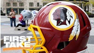 Supreme Court Ruling Helps Redskins Keep Team Name | First Take | June 20, 2017