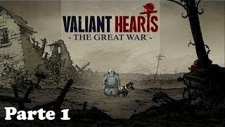 Valiant Hearts The Great War Walkthrough Parte 1 - Español (Gameplay Let