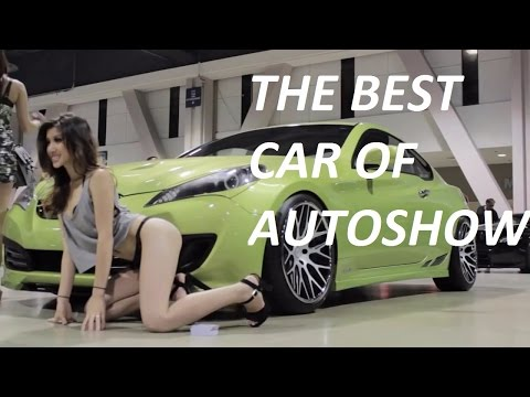 THE BEST CAR FROM THE 2017 EURASIA AUTO SHOW FULL