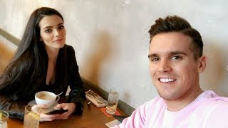 Gaz Beadle and Emma McVey with their son | Snapchat Videos | January 21 2018