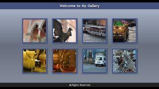 HTML5 Image Gallery by Elias Sarantopoulos