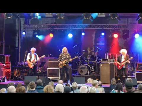 Live Konzert von The Lords - Rock im Bergbad 2016