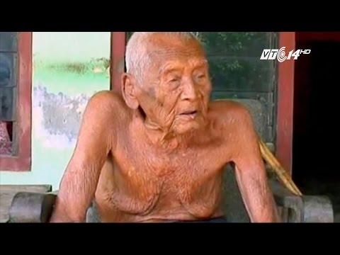 (VTC14)_Người đàn ông già nhất thế giới muốn chết mà... không được