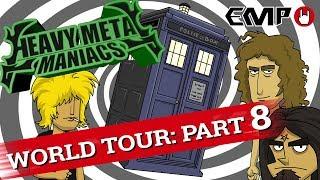 Heavy Metal Maniacs: World Tour! Part 8