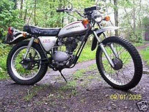 yard sale1972 honda sl125. major problems to repair,