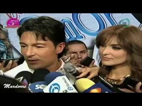 Entrevista a Fernando Colunga   y  Blanca Soto