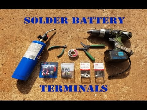 NEVER Have Corroded Battery Terminals Again!
