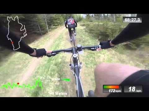 Dalsland XC 60km 2014 MTB XC Race - Full Video - Bengtfors 3/5 2014