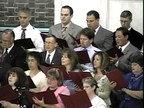 CBC Choir- He's the Lord of Glory
