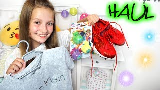 HAUL H&M, Nike, Reserved, Smyk, Calvin Klein ❤ CookieMint thumbnail