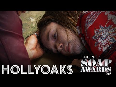 Hollyoaks: Kim Is Rescued!