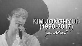 TRIBUTE IN LOVING MEMORY OF KIM JONGHYUN