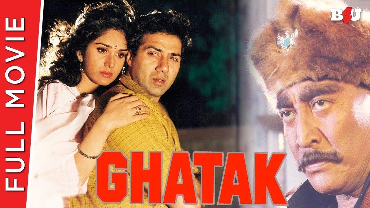 Download Ghatak - Full Movie | Sunny Deol, Meenakshi, Mamta Kulkarni | Bollywood Blockbuster Movie | FULL HD