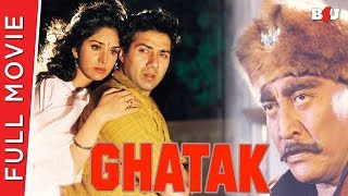Ghatak - Full Movie | Sunny Deol, Meenakshi, Mamta Kulkarni | Bollywood Blockbuster Movie | FULL HD