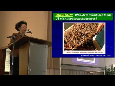 Dr. Judy Chen - USDA Beltsville Lab, Maryland