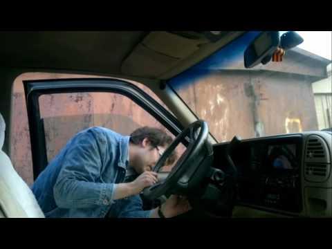 Как снять руль на шевроле тахо