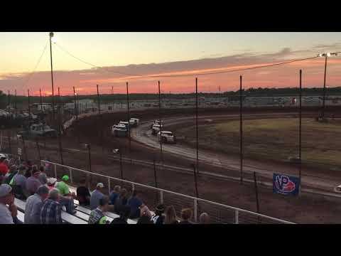 07/13/2019 Austin's Heat Race @ Abilene Speedway