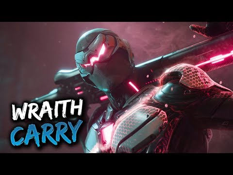 Paragon Wraith Gameplay - MY FAVOURITE HERO!