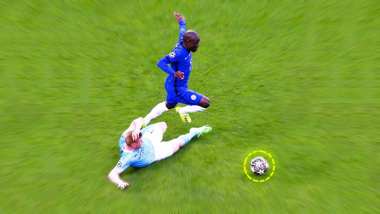 Download 50+ Players Humiliated by N'Golo Kanté ᴴᴰ