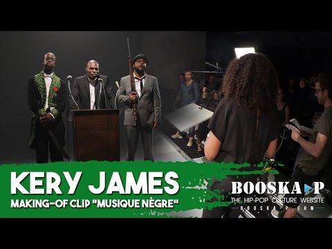 Kery James nous emmène dans les coulisses du clip « Musique Nègre »