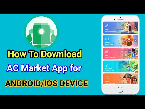How to Download AC Market Latest Version In 2021 [ Android/iOS] | Kaise Download Kare AC Market