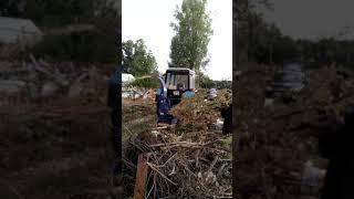 Аренда измельчителя веток в Самаре