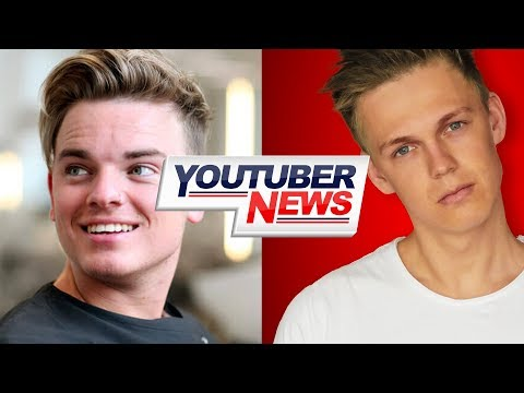 Joe Sugg And Caspar Lee Leave Gleam AND MORE | YouTuber News