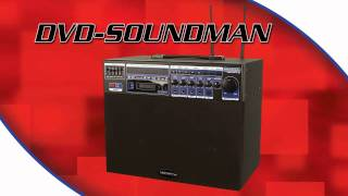 VocoPro DVD-SOUNDMAN tech talk