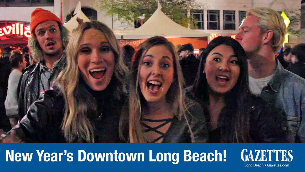 Downtown Long Beach New Years Eve