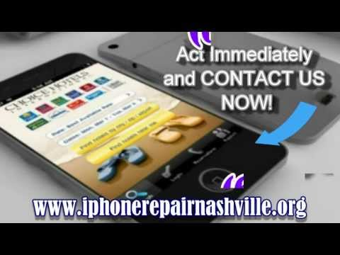 iPhone Screen Repair Nashville | (615) 200-6686