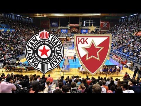 Kk Crvena Zvezda Telekom Kk Partizan Nis Nba 2k15