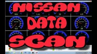 VAG kkl 409.1 +  Nissan Data Scan 2.53  Компьютерная Диагностика infiniti fx35