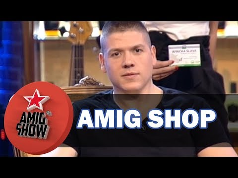 AmiG Shop - Sloba Radanović (Ami G Show S11)