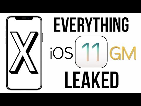 iPhone X & everything else discovered in Apple's iOS 11 GM leak, in under 5 minutes!