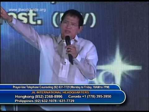 Increasing Impact For God's Glory - Bro. Eddie C. Villanueva