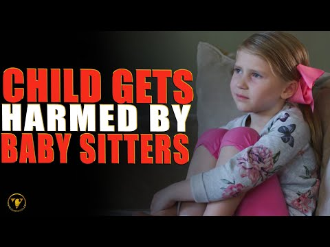 Child Gets Harmed By Babysitters, Watch What Happens Next.