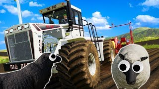 Starting a SHEEP FARM in Farming Simulator 19?! (Farming Simulator 19 Funny Moments & Gameplay)