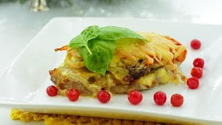 Мясо по-королевски — видео рецепт