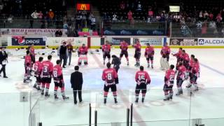Wenatchee Wild Sweep Dance