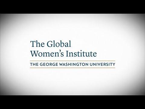 GW Global Women's Institute Keynote Panel - Violence against Women as a Cross Border Issue
