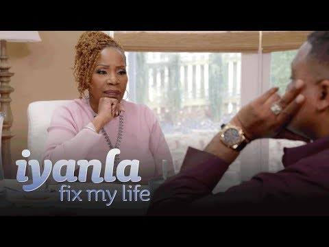 Willie Moore Jr. - Iyanla at work speaking on being broken