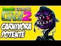 Plantas vs Zumbis Garden Warfare 2 - Carnívora POTENTE
