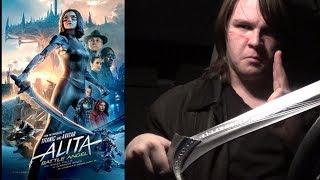 Opening Night - ALITA: BATTLE ANGEL (BEST LIVE ACTION ANIME MOVIE?)