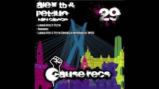 Alex TB & PETDuo - Subidón - Cause Records 029