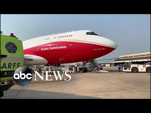 American SuperTanker headed to the Amazon