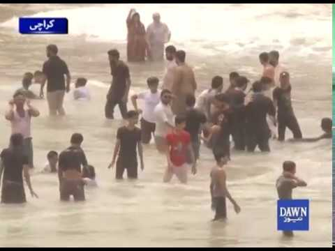 12 picnickers drown